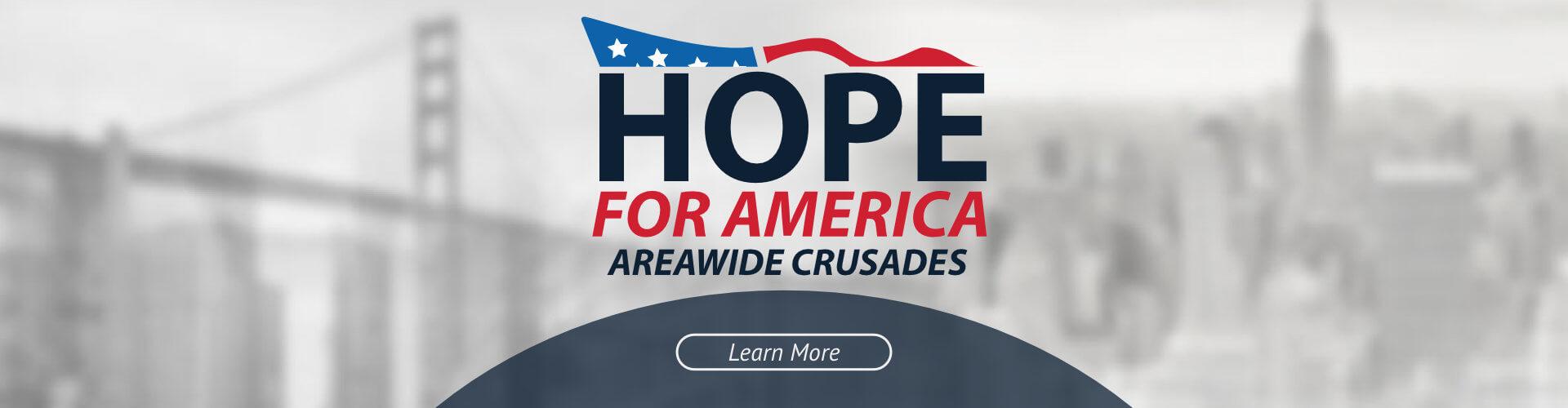 Hope For America Crusade